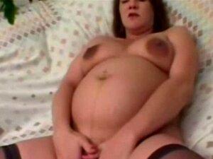 Schwanger muschi Das schwangere